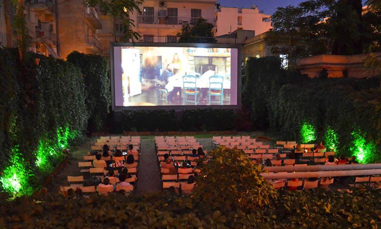 Θερινό Σινεμά για Όλο το Καλοκαίρι