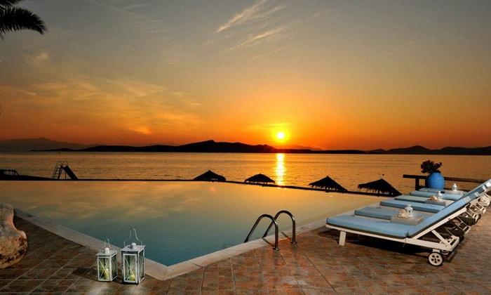 Πάσχα στη Ν. Εύβοια: 2-3 Διανυκτερεύσεις με Ημιδιατροφή, στο Venus Beach Hotel