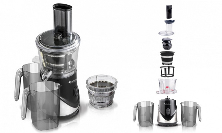Turbotronic Slow Juicer Review : TurboTronic TT-SJ5 ?????????? Slow Juicer