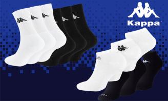 Σετ 3 Αθλητικές Κάλτσες Προπόνησης 'Robe di Kappa'