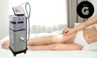 Αποτρίχωση με Διοδικό Laser για Γυναίκες & Άνδρες
