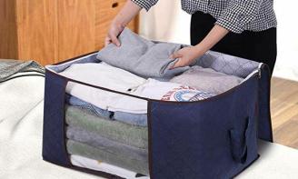 Τσάντα Αποθήκευσης, Οργάνωσης Quilt Bag 60x43x35cm