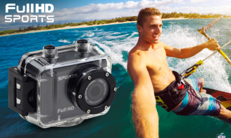 Αδιάβροχη Full HD Action Camera Gembird