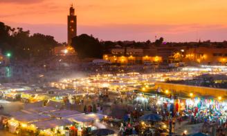 Μαρόκο: Διαμονή για 2 με Πρωινό, 1 Γεύμα, VIP Υποδοχή & Εκπτώσεις σε Spa-Φαγητό