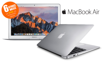MacBook Air Laptop (2017) 128GB με Οθόνη 13,3'