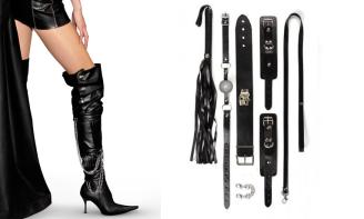Fetish Set με Δεσίματα για Kinky Στιγμές Απόλυτης Ηδονής
