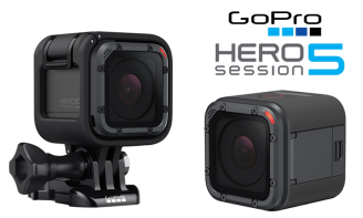 GoPro Hero 5 Session: WiFi, Bluetooth, 4Κ-30fps Βίντεο & Voice Control