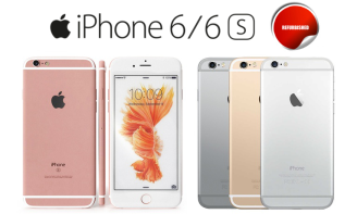 iPhone 6/6S, 16-64GB (Refurbished Premium-Grade A)